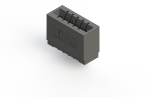 746-005-540-101 - Press-fit Card Edge Connector