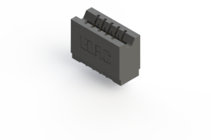 746-005-541-106 - Press-fit Card Edge Connector