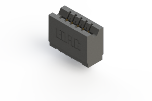 746-005-545-506 - Press-fit Card Edge Connector