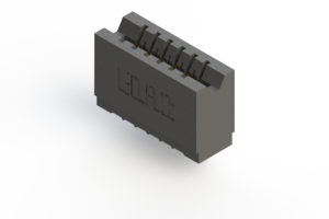 746-006-527-106 - Press-fit Card Edge Connector