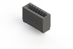 746-006-540-101 - Press-fit Card Edge Connector