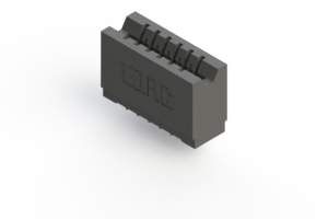 746-006-540-506 - Press-fit Card Edge Connector