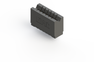 746-006-541-106 - Press-fit Card Edge Connector