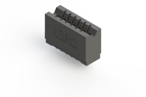746-006-545-106 - Press-fit Card Edge Connector