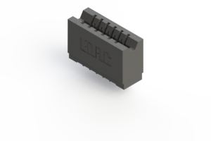 746-006-553-106 - Press-fit Card Edge Connector
