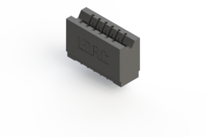 746-006-553-506 - Press-fit Card Edge Connector