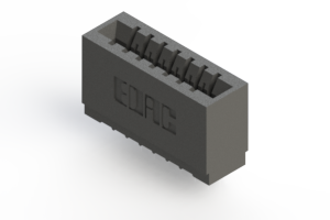 746-007-520-101 - Press-fit Card Edge Connector