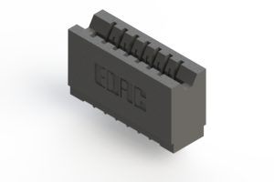 746-007-520-106 - Press-fit Card Edge Connector
