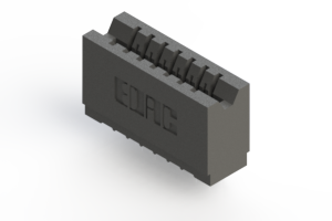 746-007-520-506 - Press-fit Card Edge Connector