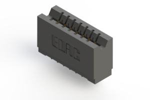 746-007-525-106 - Press-fit Card Edge Connector