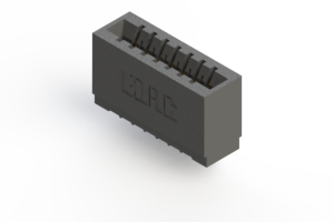 746-007-527-501 - Press-fit Card Edge Connector