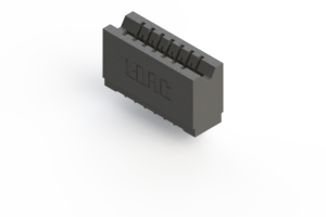746-007-541-106 - Press-fit Card Edge Connector
