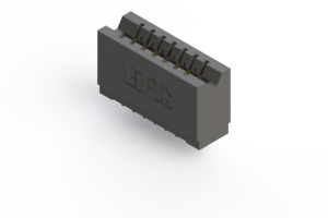 746-007-545-106 - Press-fit Card Edge Connector