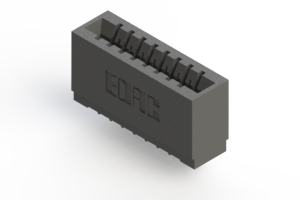 746-008-520-101 - Press-fit Card Edge Connector