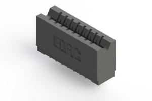 746-008-520-106 - Press-fit Card Edge Connector
