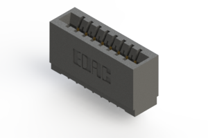 746-008-525-101 - Press-fit Card Edge Connector