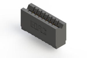 746-008-525-506 - Press-fit Card Edge Connector