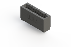 746-008-540-101 - Press-fit Card Edge Connector