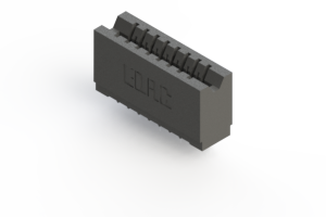 746-008-540-106 - Press-fit Card Edge Connector