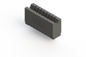 746-008-545-106 - Pressfit Card Edge Connector