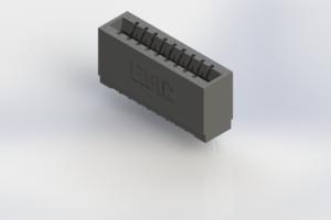 746-009-541-501 - Pressfit Card Edge Connector