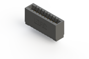 746-009-545-101 - Pressfit Card Edge Connector