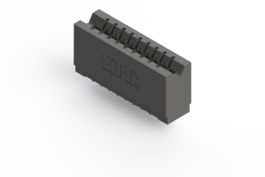 746-009-545-106 - Pressfit Card Edge Connector