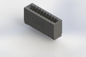 746-009-545-501 - Pressfit Card Edge Connector