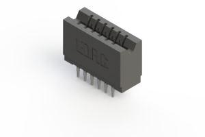 746-012-540-206 - Press-fit Card Edge Connector