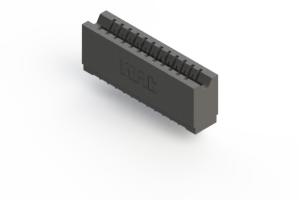 746-012-541-106 - Press-fit Card Edge Connector