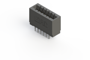 746-012-541-201 - Press-fit Card Edge Connector