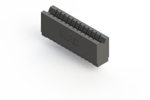 746-012-541-506 - Press-fit Card Edge Connector