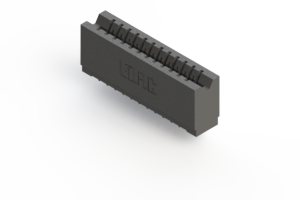 746-012-553-106 - Press-fit Card Edge Connector