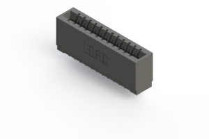 746-012-553-501 - Press-fit Card Edge Connector