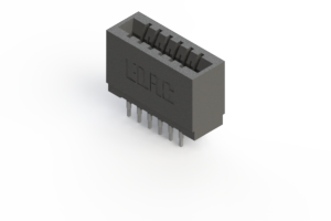 746-012-553-601 - Press-fit Card Edge Connector