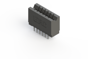 746-012-553-606 - Press-fit Card Edge Connector