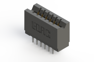 746-012-560-206 - Press-fit Card Edge Connector