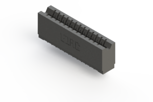 746-013-540-106 - Press-fit Card Edge Connector