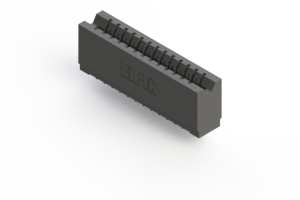 746-013-553-106 - Press-fit Card Edge Connector