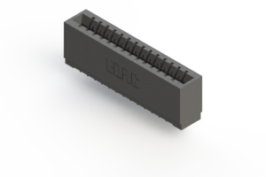 746-014-540-101 - Press-fit Card Edge Connector
