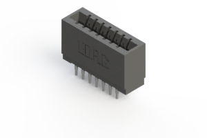 746-014-540-201 - Press-fit Card Edge Connector