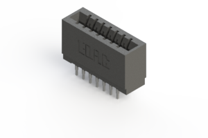 746-014-540-601 - Press-fit Card Edge Connector