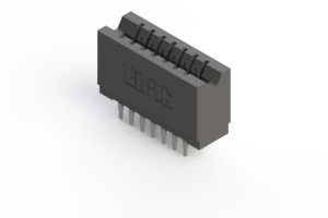746-014-540-606 - Press-fit Card Edge Connector