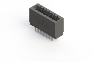 746-014-541-201 - Press-fit Card Edge Connector