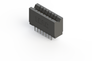 746-014-541-206 - Press-fit Card Edge Connector