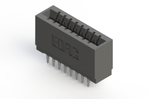 746-016-520-201 - Press-fit Card Edge Connector