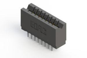 746-016-525-206 - Press-fit Card Edge Connector