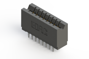 746-016-525-606 - Press-fit Card Edge Connector