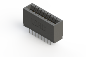 746-016-527-201 - Press-fit Card Edge Connector