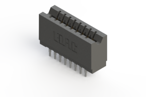 746-016-527-206 - Press-fit Card Edge Connector